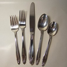 International Prelude Sterling 5 Piece Place Setting