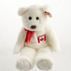 Beanie Babies Maple Small Size