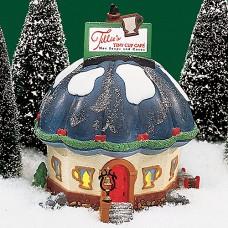 Department 56 Tillies Tiny Cup Cafe 56.56401