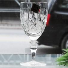 "EDINBURGH Crystal KENDAL Wine 6"" tall NEW Made in Hungary"