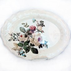 """ACCOUTREMENTS by Lenox Platter Large Oval 16"""""""