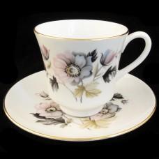 ALDERNEY by Royal Tuscan Tea Cup & Saucer