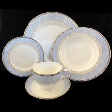 ALSATIA # 4758 by Noritake 5 Piece Place Setting