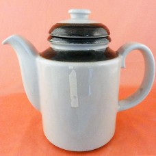 Arabia Finland Karelia Coffee Pot 7.5 inches tall