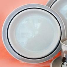 Arabia Finland Koralli Salad Plate 7.75 inches diameter