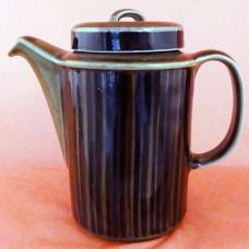 Arabia Finland Kosmos Coffee Pot 7.5 inches tall