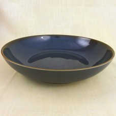 Denby Blue Jetty Individual Pasta Bowl 8.75""