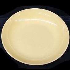 Denby Fire Yellow Individual Pasta Bowl.