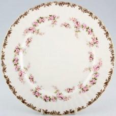 DIMITY ROSE by Royal Albert Dinner Plate