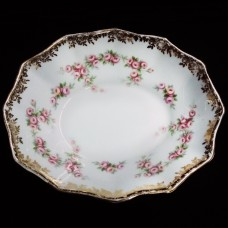 """DIMITY ROSE by Royal Albert Oval Candy Dish 5.75"""""""