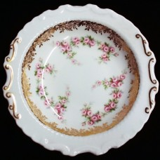 """DIMITY ROSE by Royal Albert Round Candy Dish 5.75"""""""