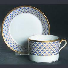 Ginori Diamante Cup and Saucer