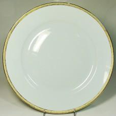 """Ginori Dorato Round Platter 12"""" diameter"""