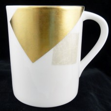 Mikasa 24 Karat Gold Mug