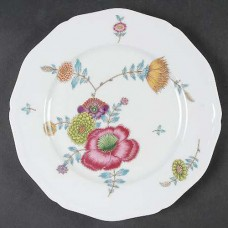ANEMONES by Raynaud Limoges Bread & Butter Plate
