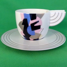 Rosenthal Ambrogio Pozzi cup and saucer