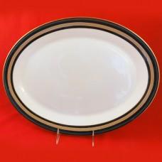 """Royal Doulton Cadenza Platter 16.25"""" long"""