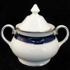 SILVER NILE  by Royal Grafton Covered Sugar Bowl