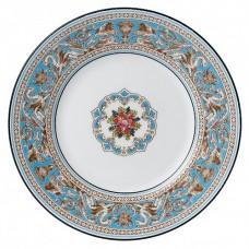 Wedgwood Florentine Turquoise Salad Plate Medallion