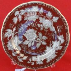 "Wedgwood Ruby Tonquin Salad Plate 8.25"" diameter"