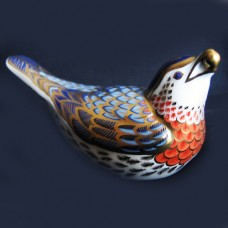 "Royal Crown Derby Blue Bird 3.25"" tall"