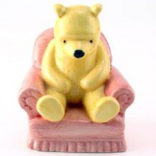Royal Doulton Winnie the Pooh in Arm Chair WP4 3.25`tall