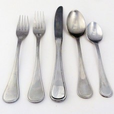 DALIA Stainless LONDON 5pc Place Setting NEW