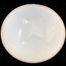 "IMPRESSIONS Royal Doulton Camellia Bowl Peach 8.75"""
