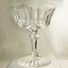"""Waterford Innisfail Saucer Champagne 5.25"""" tall"""
